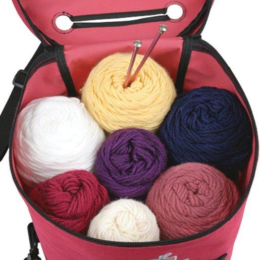 Yarn-Drum förvaring