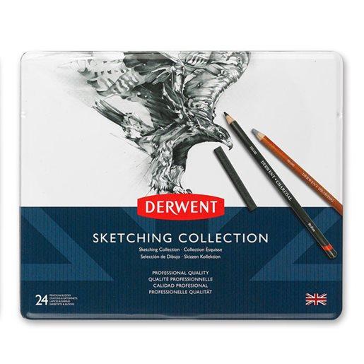Derwent Sketching pennset
