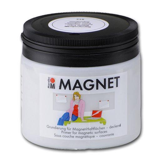 Magnetfärg