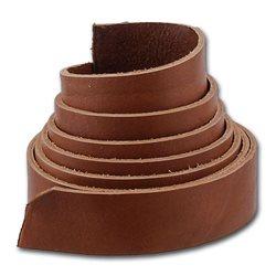 läderband på rulle