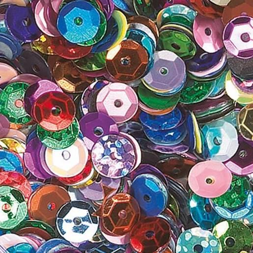 blandade färger