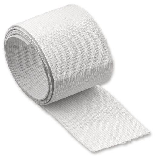 Resårband, vit