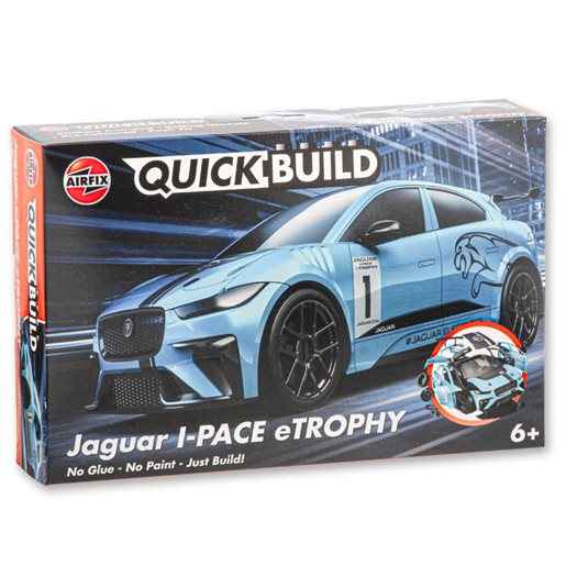 Quick build Jaguar