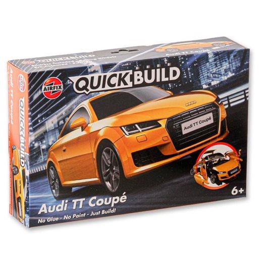 Quick build Audi TT coupe
