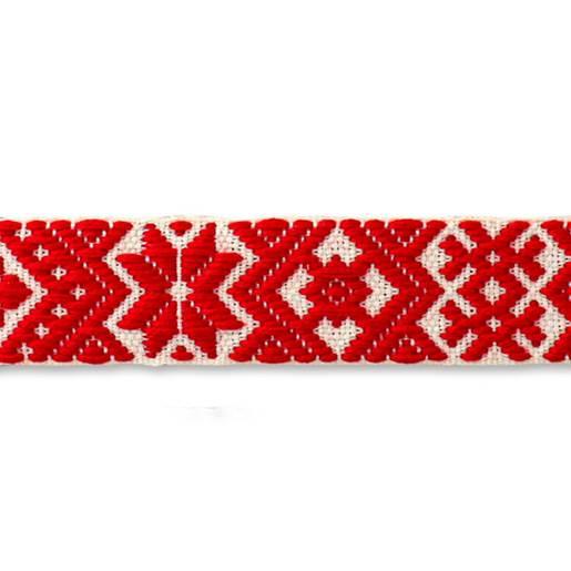 vit/röd