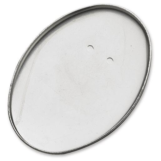 Brosch oval