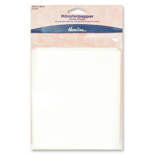 Mönsterpapper