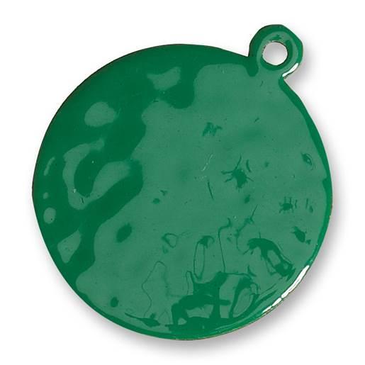 smaragdgrön