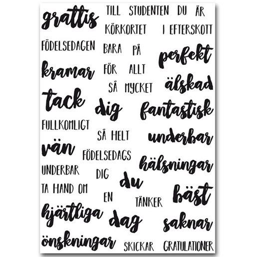 ordkombinationer