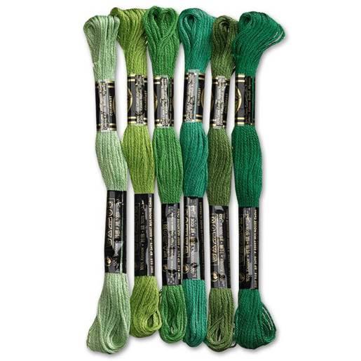 gröna nyanser