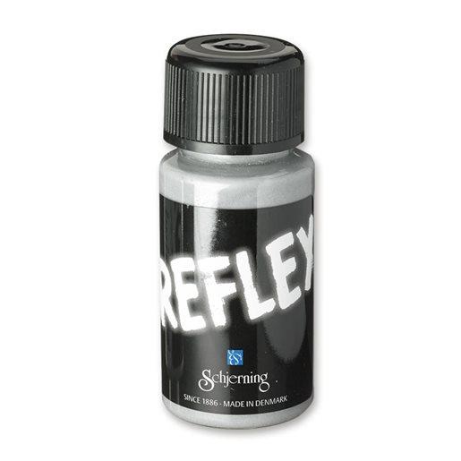 reflexfärg på burk