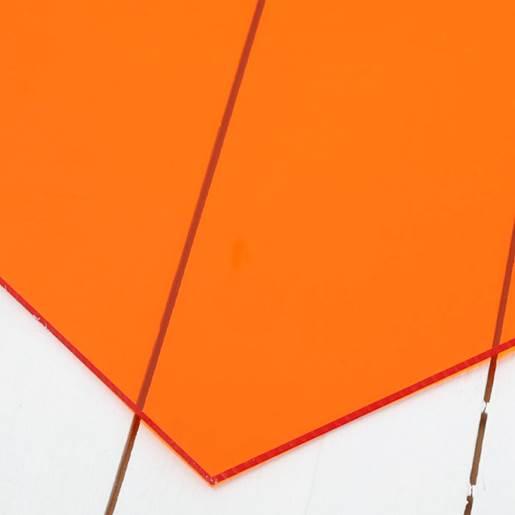 transparant orange
