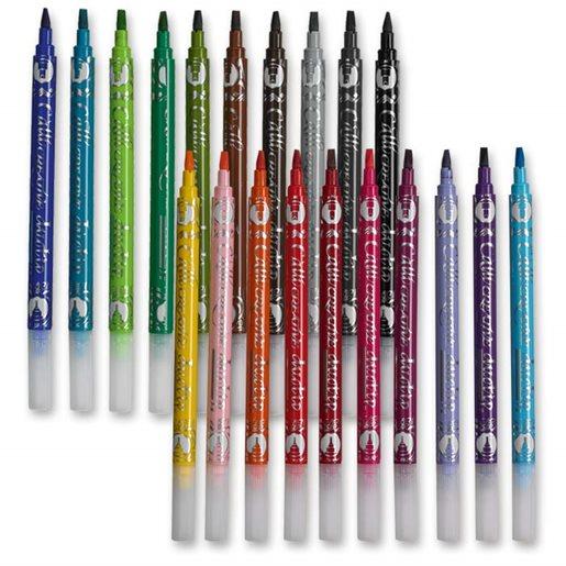 bästa pennorna att färglägga med
