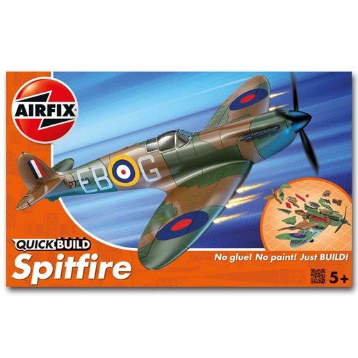 Airfix Quick Build modell Spitfire flygplan