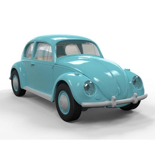 Airfix Quick Build modell VW Beetle