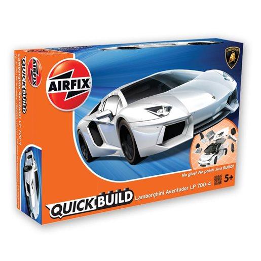 Airfix Quick Build modell Lamborghini Aventador