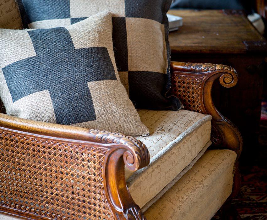 sprayfärg möbler textil