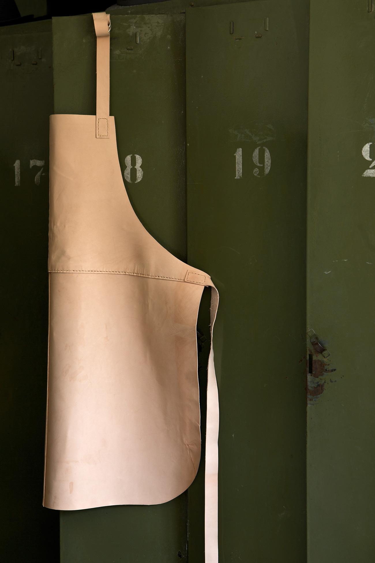 slöjd detaljer läder