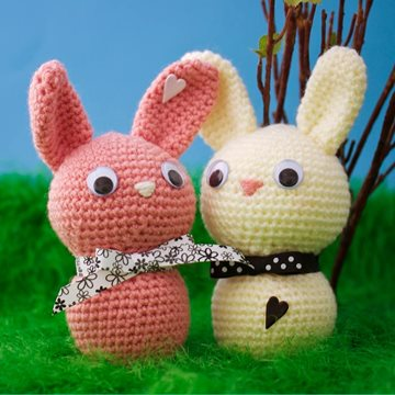 Amigurumi Love Bunnie