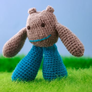 Amigurumi Bigfoot