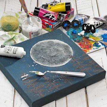 Konstnärsmålning